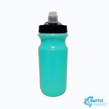 กระบอกน้ำจักรยาน รุ่น PL058 สีฟ้านีออน