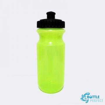 กระบอกน้ำรุ่น PL057 สีเขียวนีออน