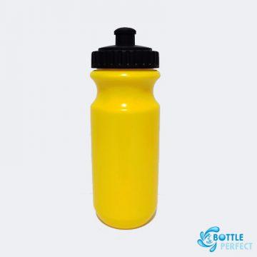 กระบอกน้ำรุ่น PL057 สีเหลือง
