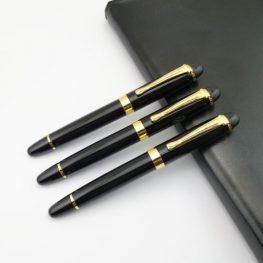 ปากกาโลหะ สีดำ รุ่น PM007