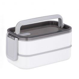 กล่องข้าวพลาสติก 2 ชั้น รุ่น FBOX-021