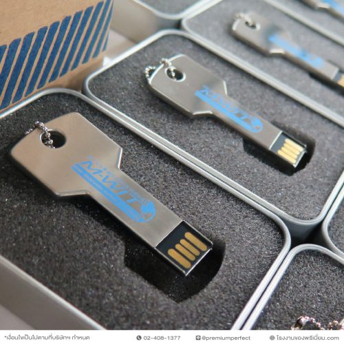 แฟลชไดร์ฟโลหะ MT005 สกรีนโลโก้ M-WIT (3)